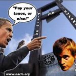 An Angry Warning To Obama's IRS