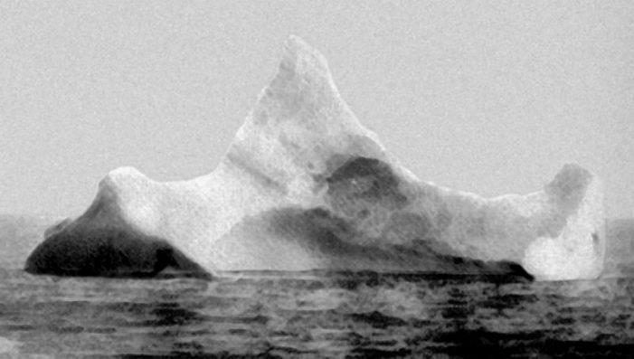 Giant Iceberg in Washington, DC