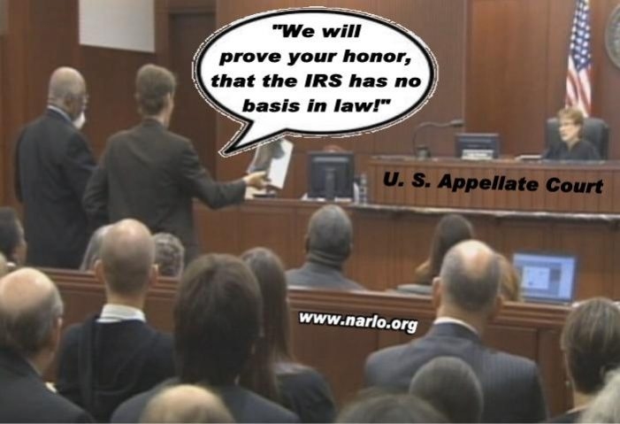 The Lawsuit That Could Dismantle The IRS