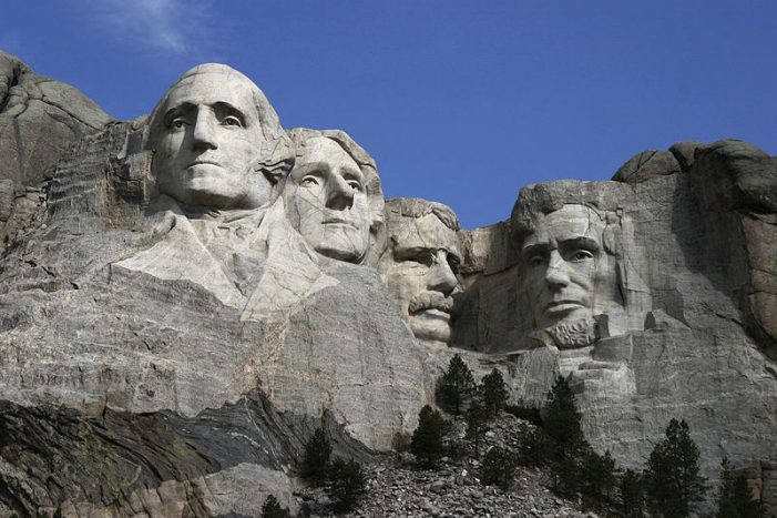 One-Act Play: If Mt. Rushmore Could Speak pb