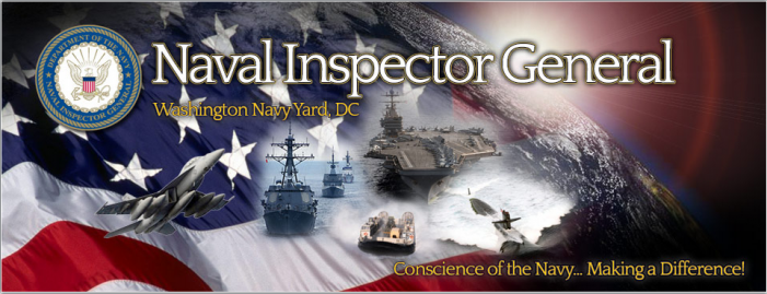 Bombshell Exclusive:  Naval Inspector General Engages in Criminal Conspiracy Against Fitzpatrick…In Real Time