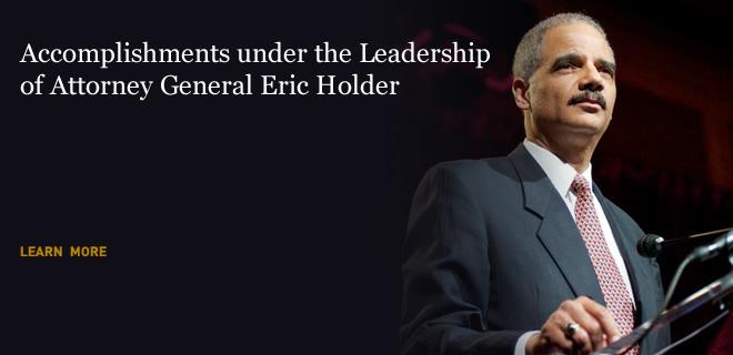 Eric Holder Hospitalized