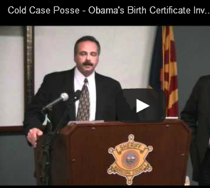 "Zullo:  Media ""Needed to Cover the Crime"" of Obama Fake Birth Certificate"