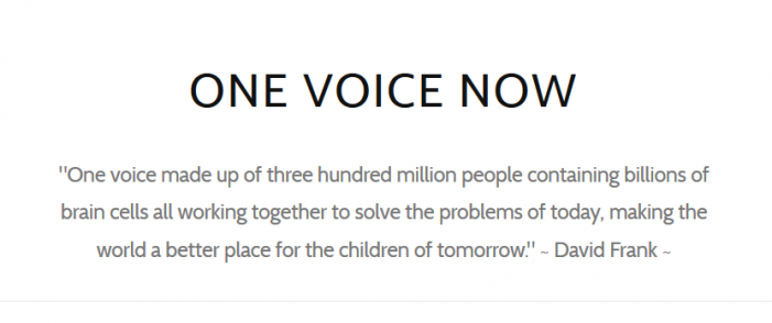"""Exclusive:  The Post & Email Interviews Author of """"The Plan to Restore America's Voice"""""""