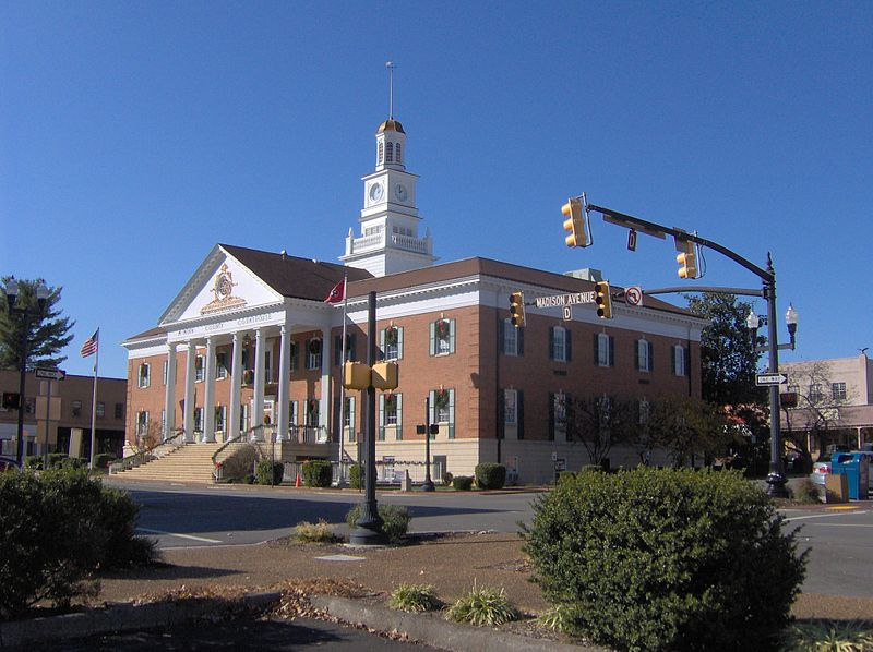 McMinn County courthouse