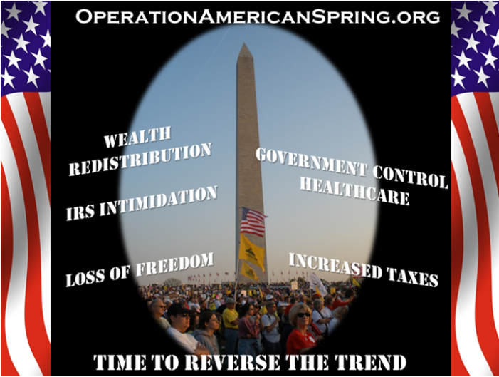Why We Need Operation American Spring