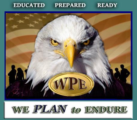 We Plan to Endure