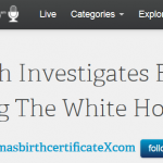 WheresObamasBirthCertificate Radio Show on Friday Evening with Guest Host Erik Rush