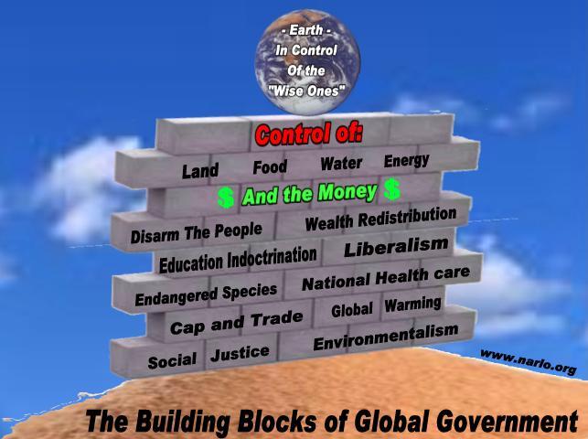 Environmentalism – Building Block of Global Government