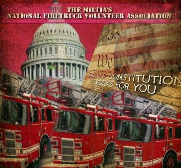 The Militia's SOS: NFT VA – National FireTruck Volunteer Association