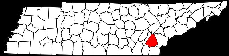 McMinn County in TN