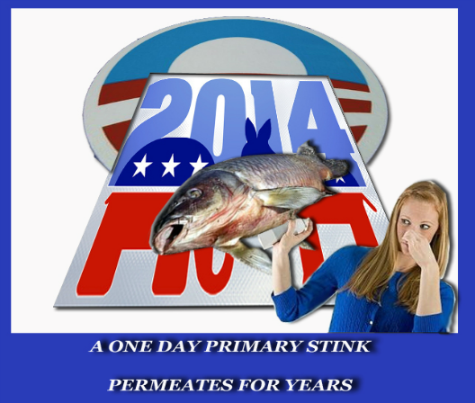 Primary Elections- MOST IMPORTANT!