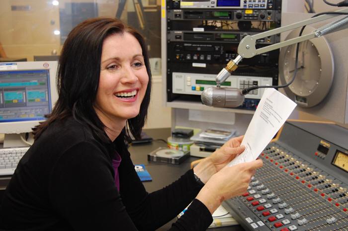 Speak Your Mind on National Radio – Wells, TX