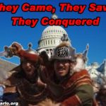 The IRS Came, They Saw and They Conquered