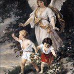 Hark! A Conversation with an Angel