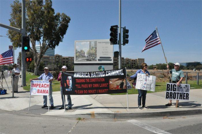 "Co-Sponsor:  Rally to Impeach Obama ""a Success"""