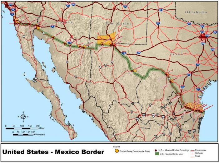 House Judiciary Committee to Hold Hearing on Illegal Alien Invasion