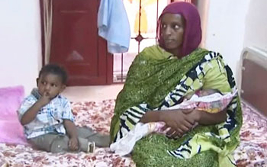 Report:  Meriam Wani in Sudanese Detention