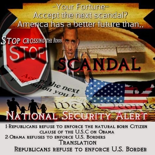 National Security Down – Did Obama Crack the Border?