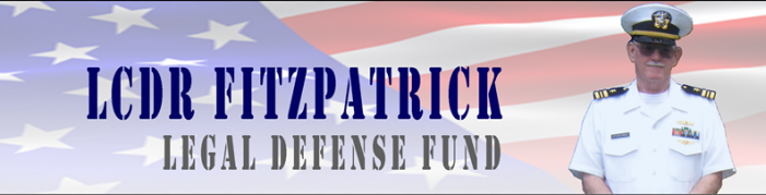 Funds Needed to Cover Costs of June 23 Fitzpatrick Trial pb