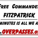 Fitzpatrick Conviction To Be Publicized in Overpasses Protest in California on Saturday
