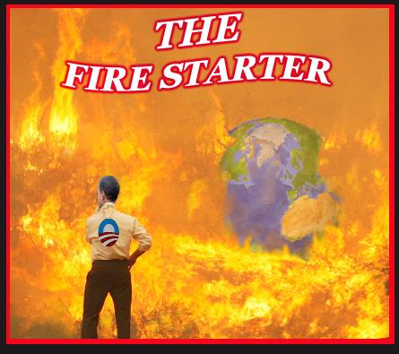 The Fire Starter