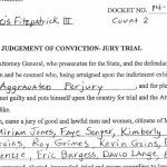 How Did the Fitzpatrick Jury Reach Its Verdicts?