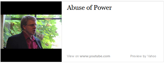 """Van Irion Speaks Out on """"Abuse of Power"""" of Tennessee District Attorneys"""