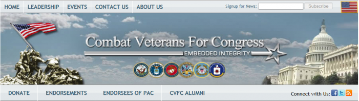 Texas Governor Rick Perry's Statement of Support for Combat Veterans For Congress