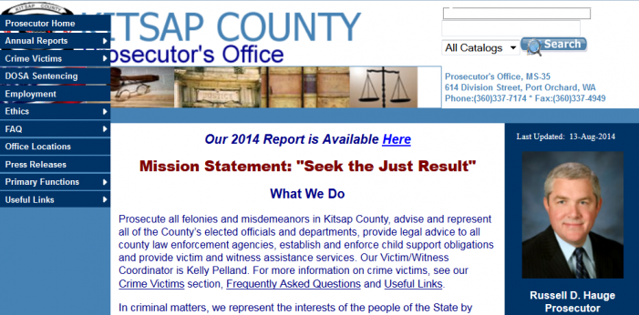 """Bombshell:  Report:  Deputy Prosecutor Accused of Forging Fitzpatrick's Signature """"Relieved of Duties"""""""