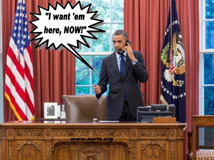 Obama's Emergency Cabinet Meeting Prior to Midterm Elections