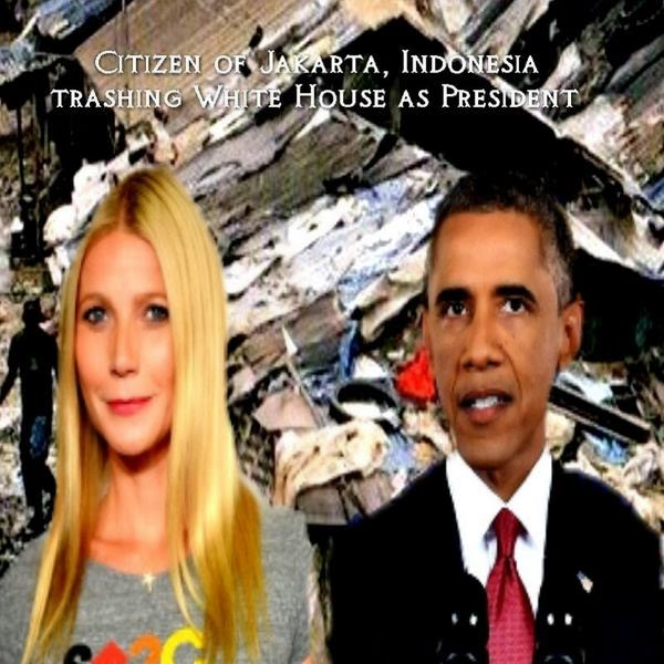 """BREAKING UPDATE OBAMA INELIGIBILITY: What is your """"Brand"""" or """"Label"""" of American Patriotism, Gwyneth Paltrow?"""
