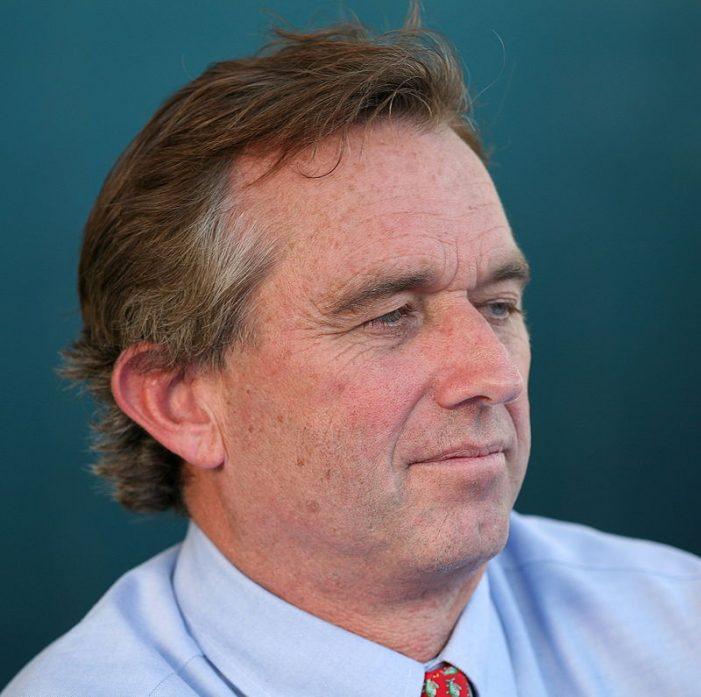 RFK, Jr. Wants Me Jailed … As a War Criminal!