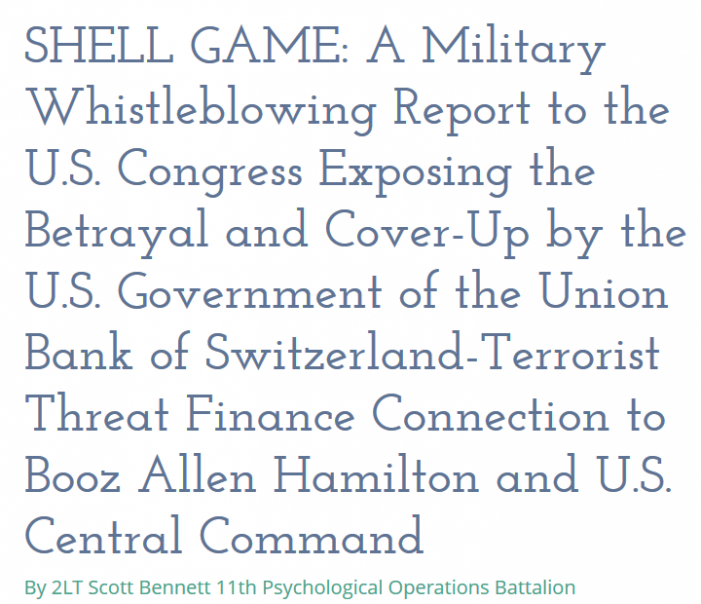 """""""Shell Game"""" Author Erik Rush's Guest on Tuesday at 12:00 EDT"""