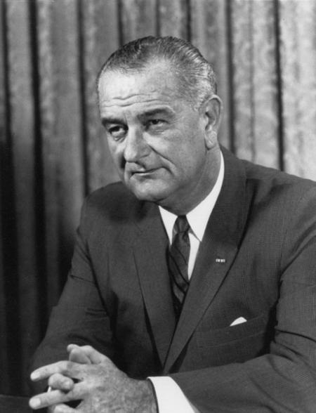 Lyndon-B-Johnson