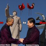 Obama With Chinese Dictator Xi Jinping – Mao to Mao!