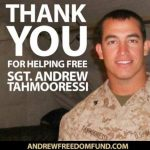 A Heroic Combat Marine, Sgt. Andrew Tahmooressi, USMC, Speaks Out