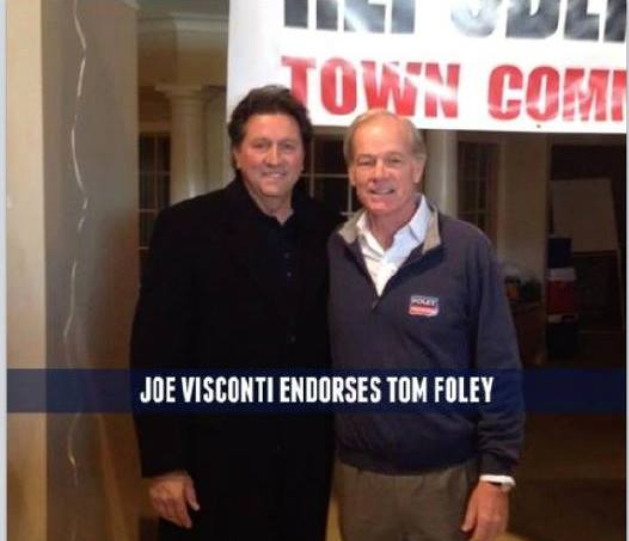 Independent Candidate for Connecticut Governor Quits Race, Endorses Republican Tom Foley