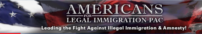 "ALIPAC Publishes List of 44 House Reps Allegedly Supporting Obama ""Amnesty"""