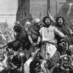 The Crowd that Cheered Barabbas