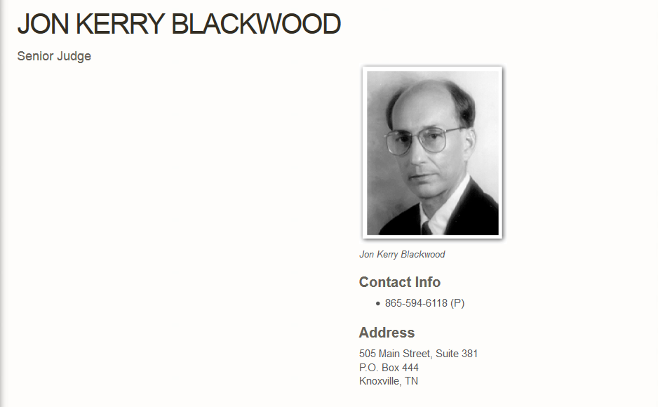 Blackwood wide screenshot