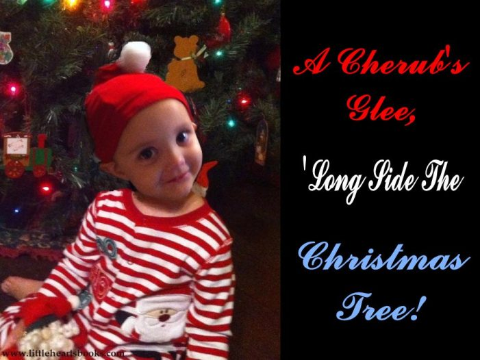 A Cherub's Glee, 'Long Side the Christmas Tree