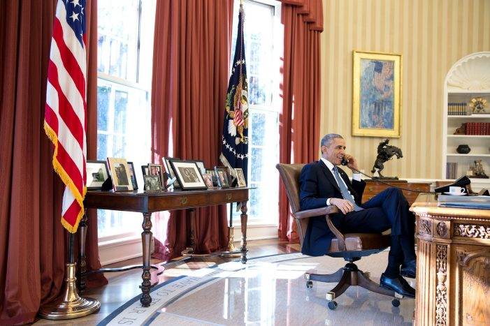 Exclusive:  Obama Impeachment Reportedly In Planning Stages