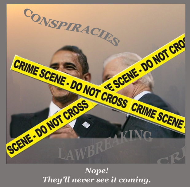 Real Crimes Hidden in Phony Conspiracies pb