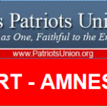 Action Alert! – Exciting Amnesty Update!