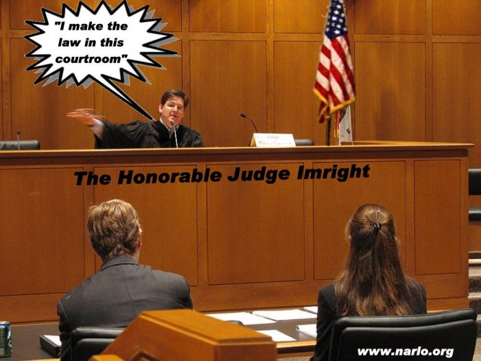 Corruption, Collusion & Cronyism – America's Judicial System