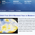 NOAA and NASA Lied on Temperature Records