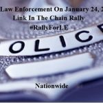 Nationwide Link In The Chain Rally To Give Big Thank You To Law Enforcement For Their Service
