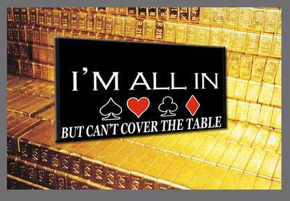 Fools At The Table:  A Reality Check pb