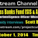 Media, U.S. Congress, Military Ignore Sources of Terrorism Funding Divulged in 2007